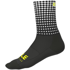 Alé Cycling Dots Socks 16cm black-white